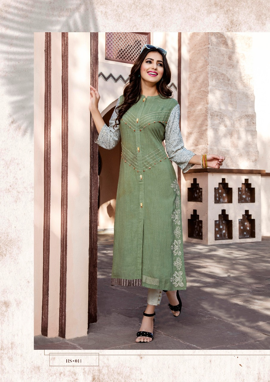 S4u Shivali Hello Summer Designer Kurtas Wholesale Rate 648