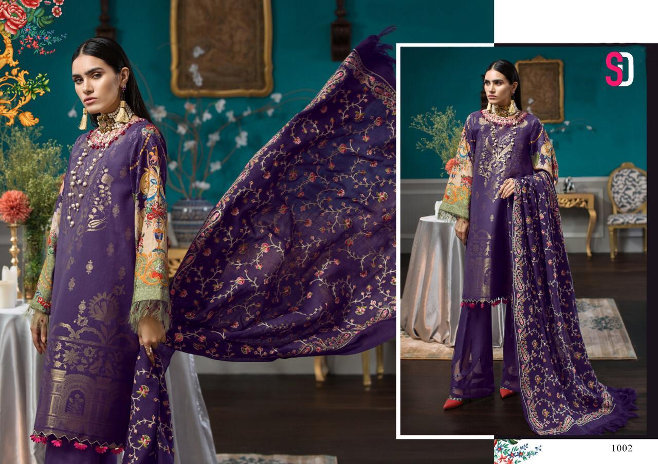 Shraddha Designer Noor Designer Suit Cheapest Wholesale Rate