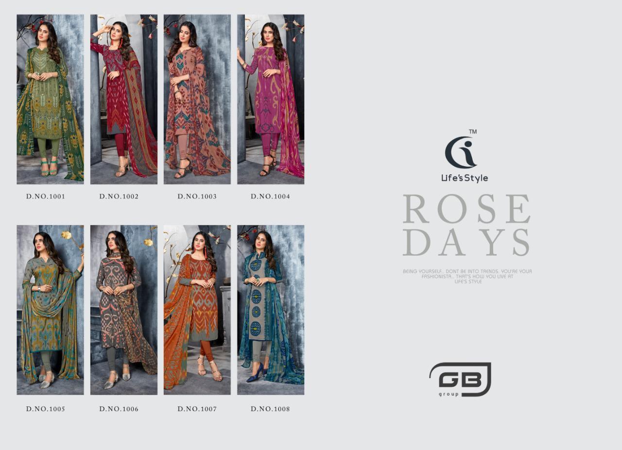 Lifestyle Rose Days Designer Elegance Suits Retail Wholesale
