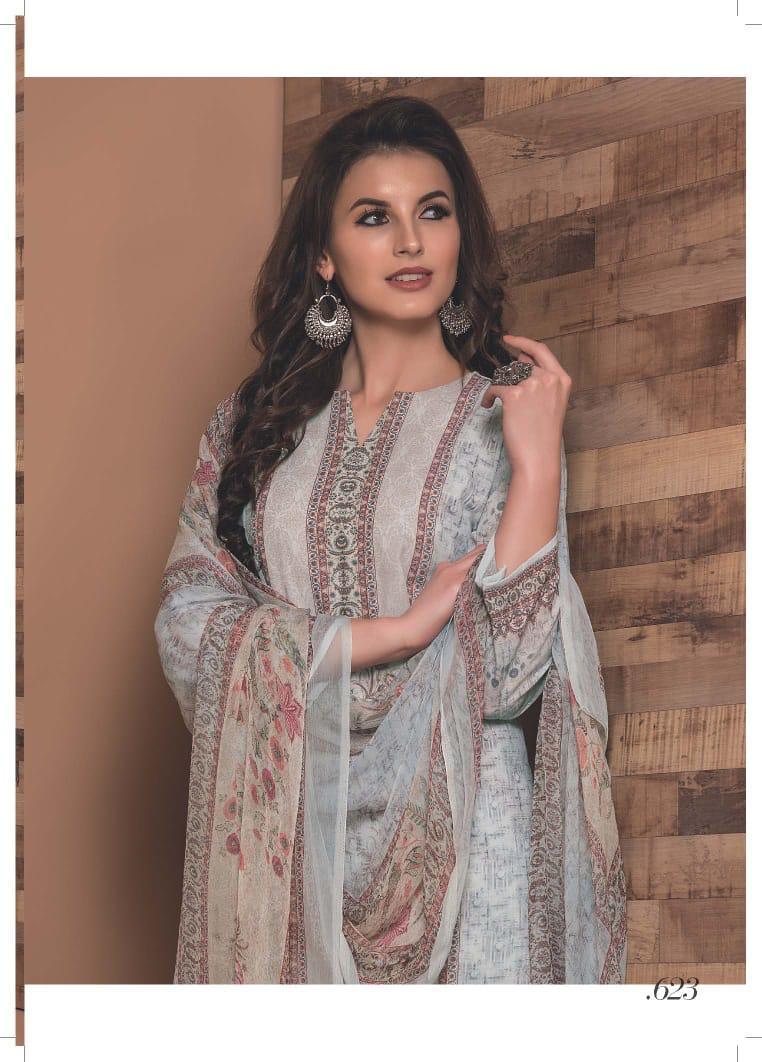 Rivaa Exports Smita Pure Cotton Digital Printed Suit Wholsal