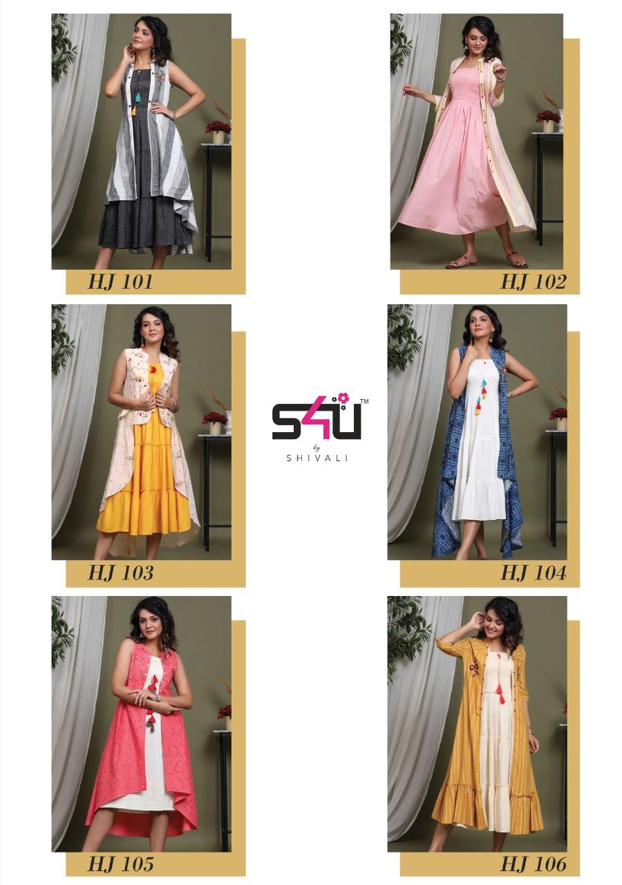Kajal Style Fashion Holic Vol 2 Designer Rayon Embroidery Work Goldey Kurtis Wholesale