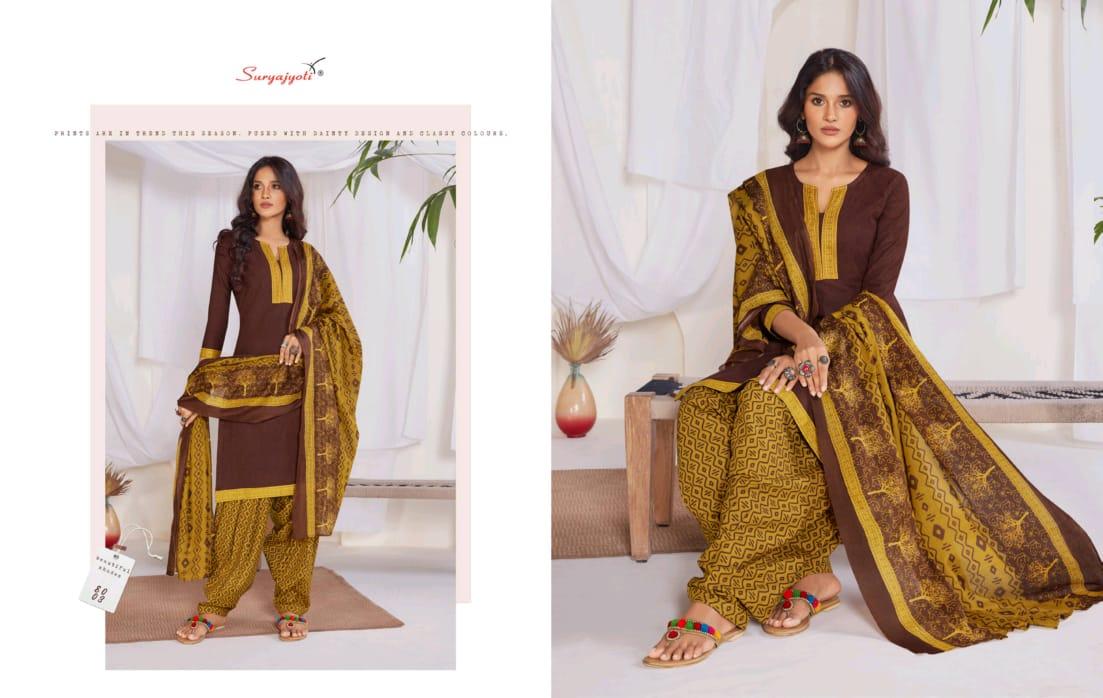 Suryajoti Sui Dhaga Vol 8 Designer Cotton Full Stitched Suits Wholesale