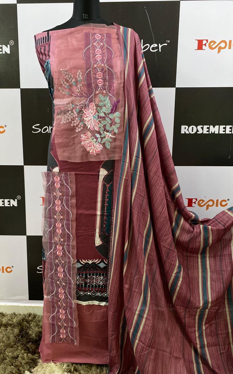 Fepic Rosemeen Aqua Salt Designer Heavy Suits