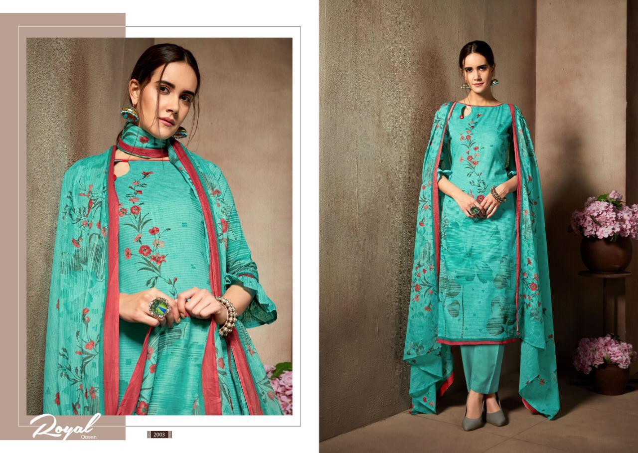 Celebrity Nirja Vol 2 Designer Daily Wear Suits In Best Wholesale Rate