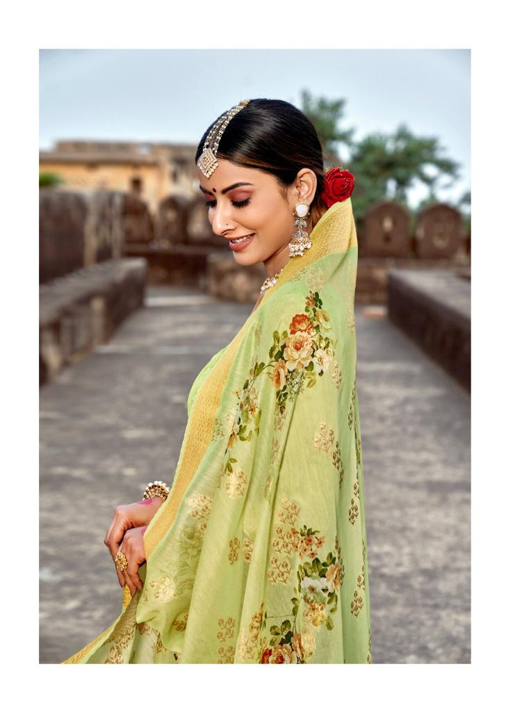 L.t. Fashions Pvt.ltd Ekanta Designer Heavy Work Embroided Sarees Wholesale