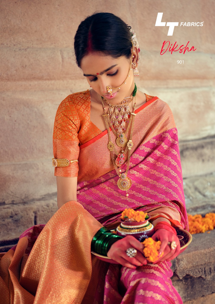 L.t.fashions Pvt.ltd Diksha Patola Silk Designer Partywear Suits Wholesale Available At Best Rates