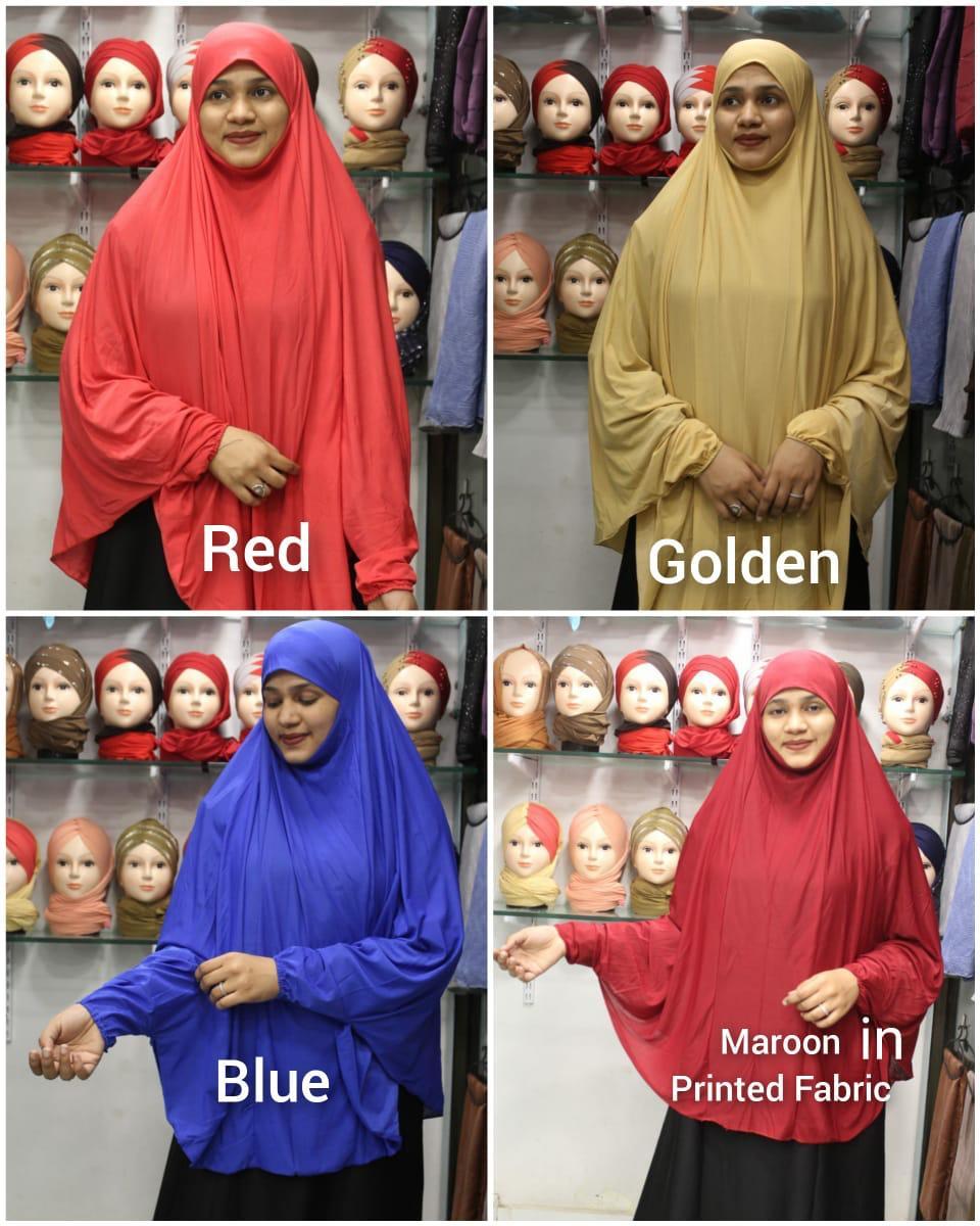 Lycra Sleeves Rumali Designer Lycra Fabric Stylish Sleeves Rumali In Singles Wholesale