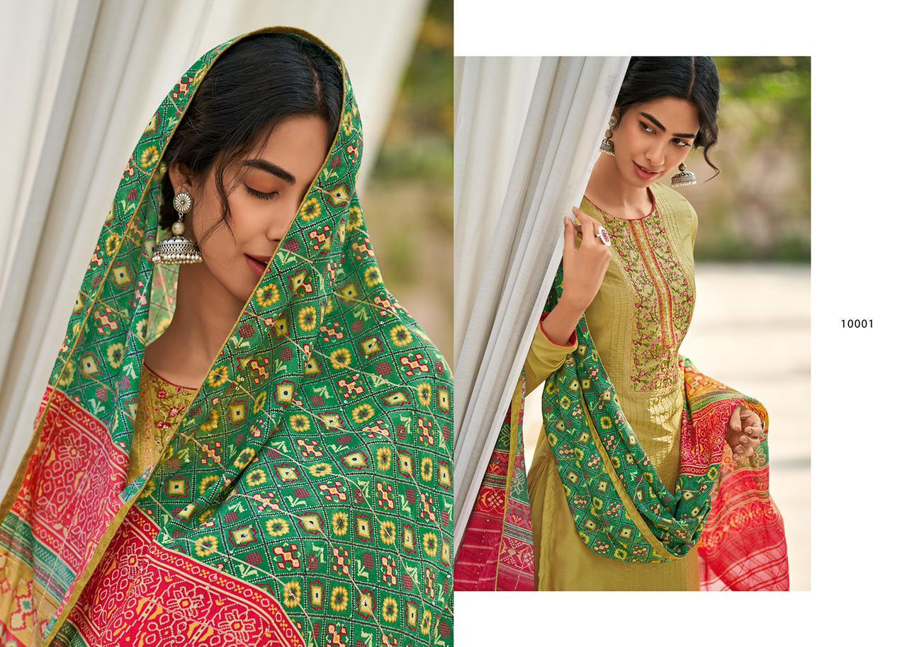 Deepsy Suit Alankrita Designer Mahay Silk With Embroidery Work Suits Wholesale
