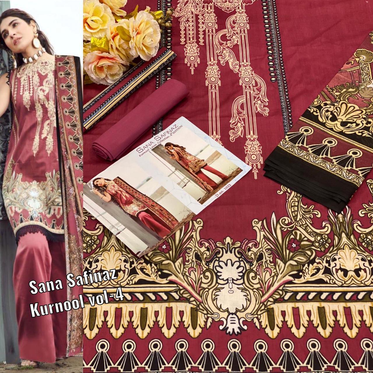 Premium Cotton Printed Suits Designer Cotton Printed Suits In Singles