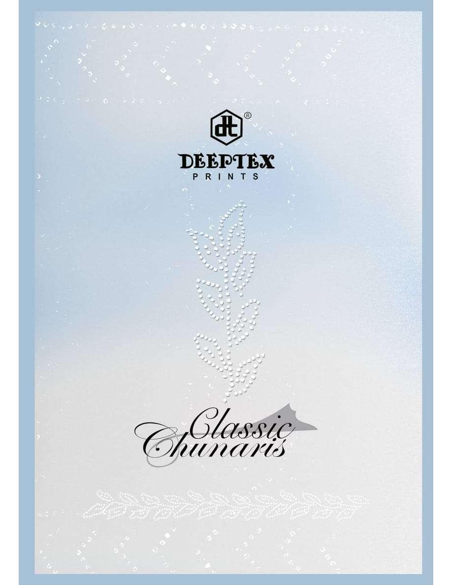 DEEPTEX CLASSIC CHUNARIS VOL 25 COTTON PRINTED LOW RANGE SUITS WHOLESALE
